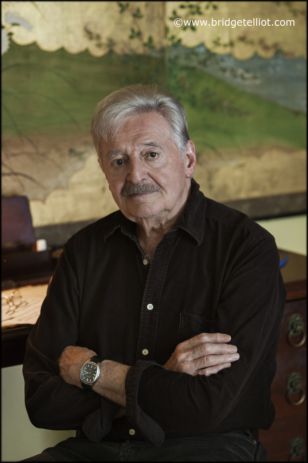 The late Peter Sculthorpe, composer