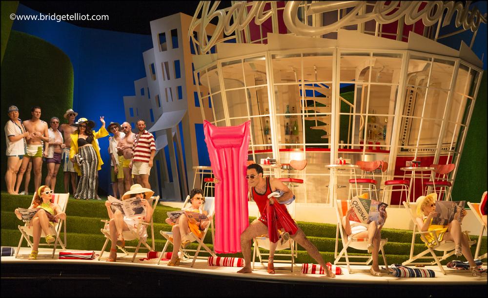 The Turk in Italy, Opera Australia