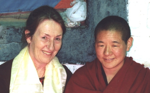Trinda & Ani Sonam Yangchen 2003