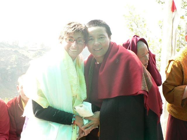 Diane & Ani Palchen Lhatso 2005