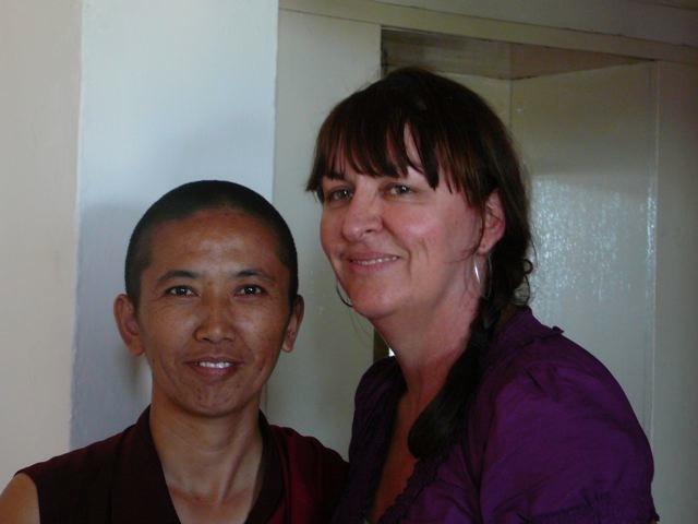 Ani Dorje Dolma & Vanessa 2010