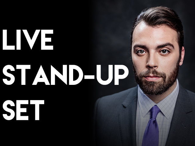 Live Stand-Up Set