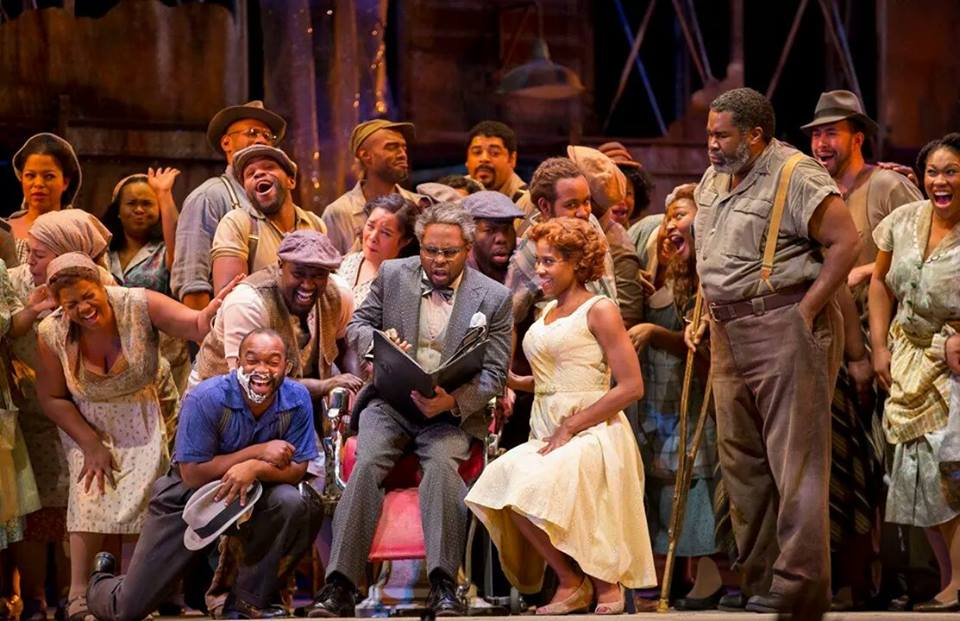 LYRIC OPERA OF CHICAGO: Porgy and Bess