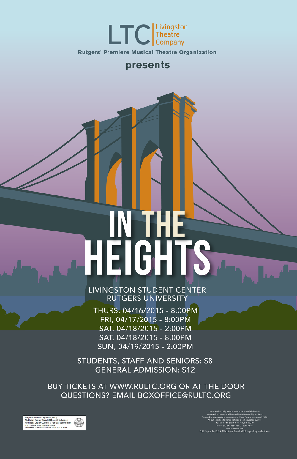In The Heights Poster Image