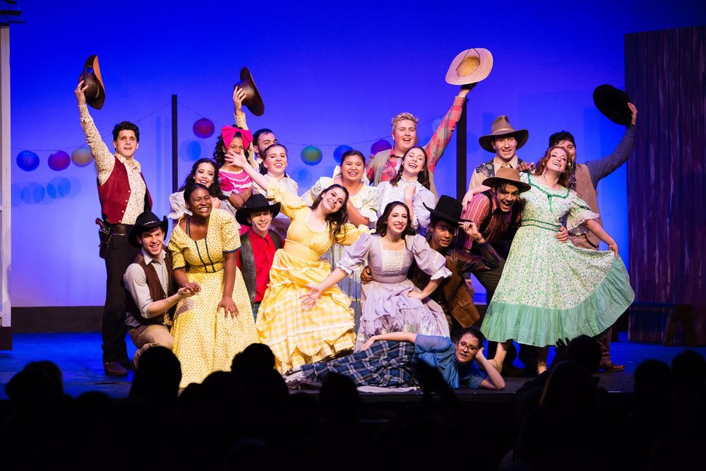 Community Driven - The LTC is a home for Rutgers students who believe in the power of theatre to take part in something that also strives to better the local community.