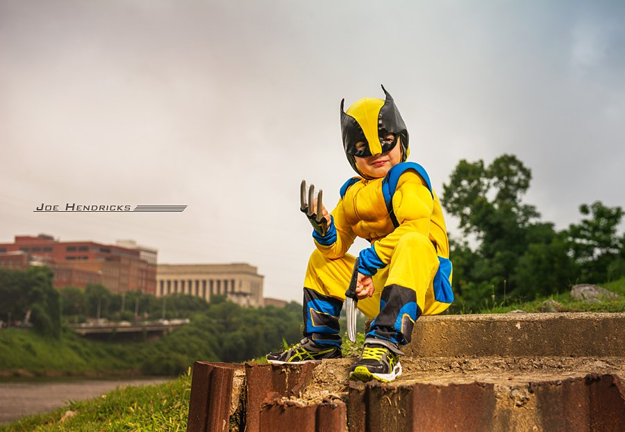 wolverine, come here