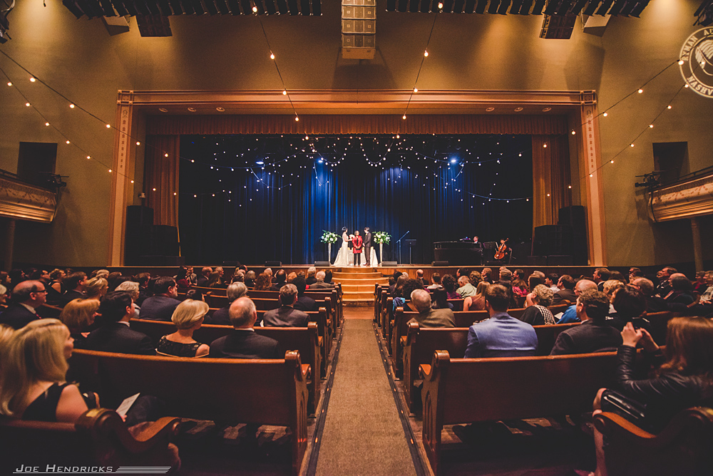 getting married at the ryman