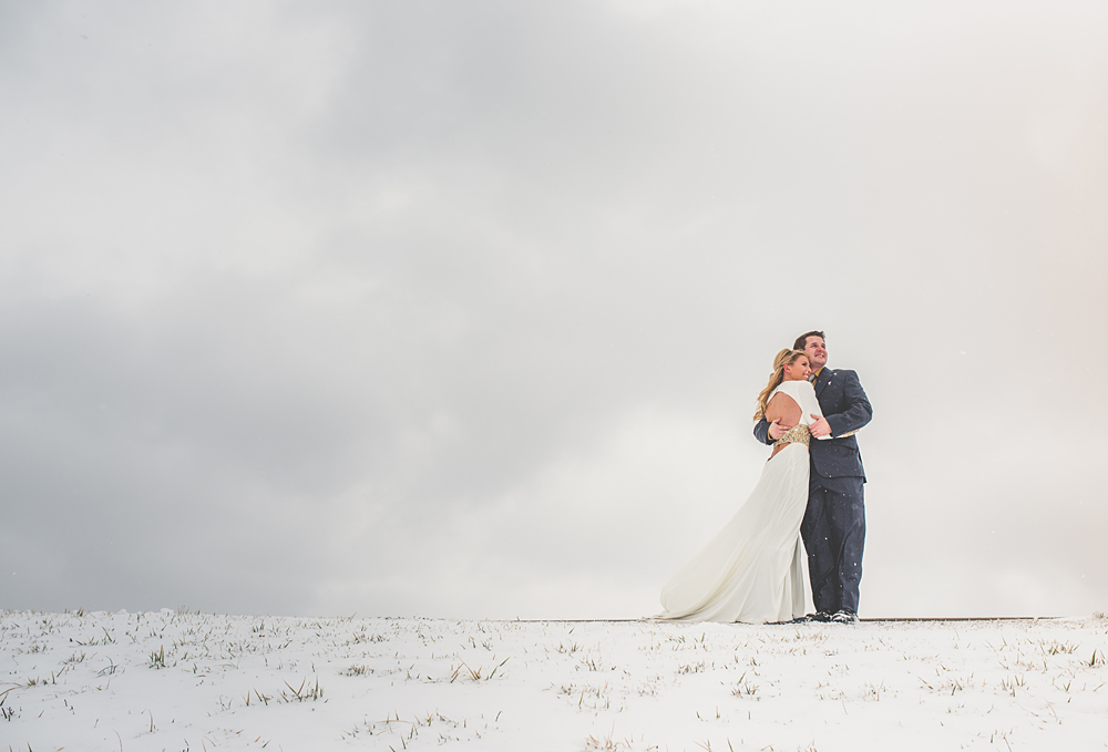 snow wedding, Nashville tn