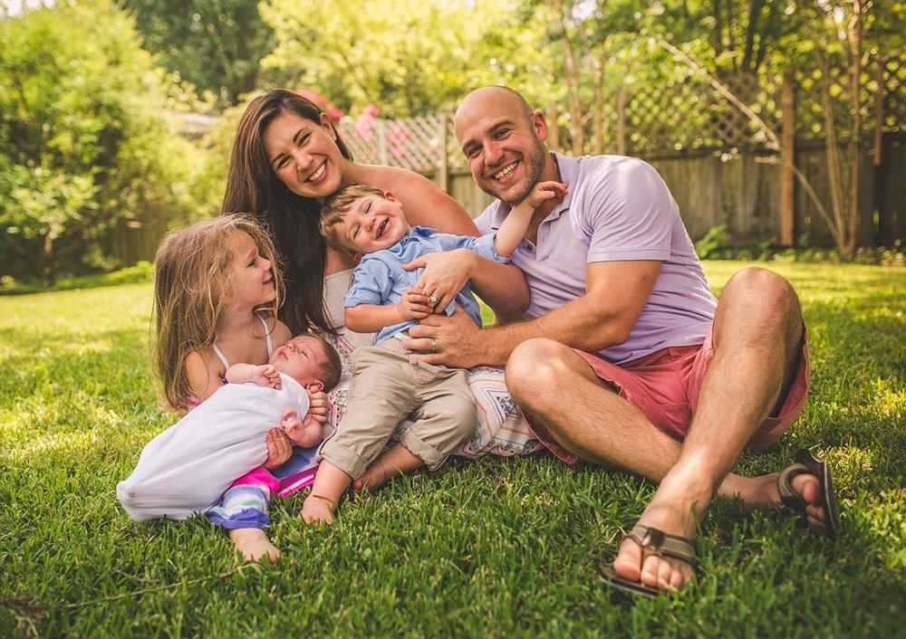 Del Rio fun family session