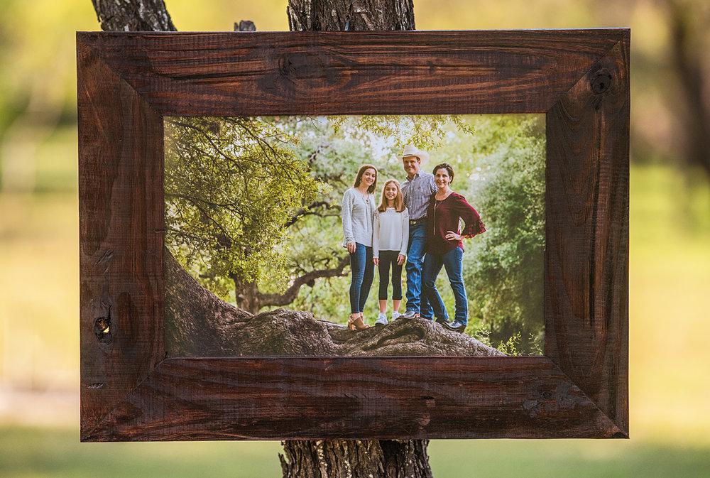 11x17 Hand made frame