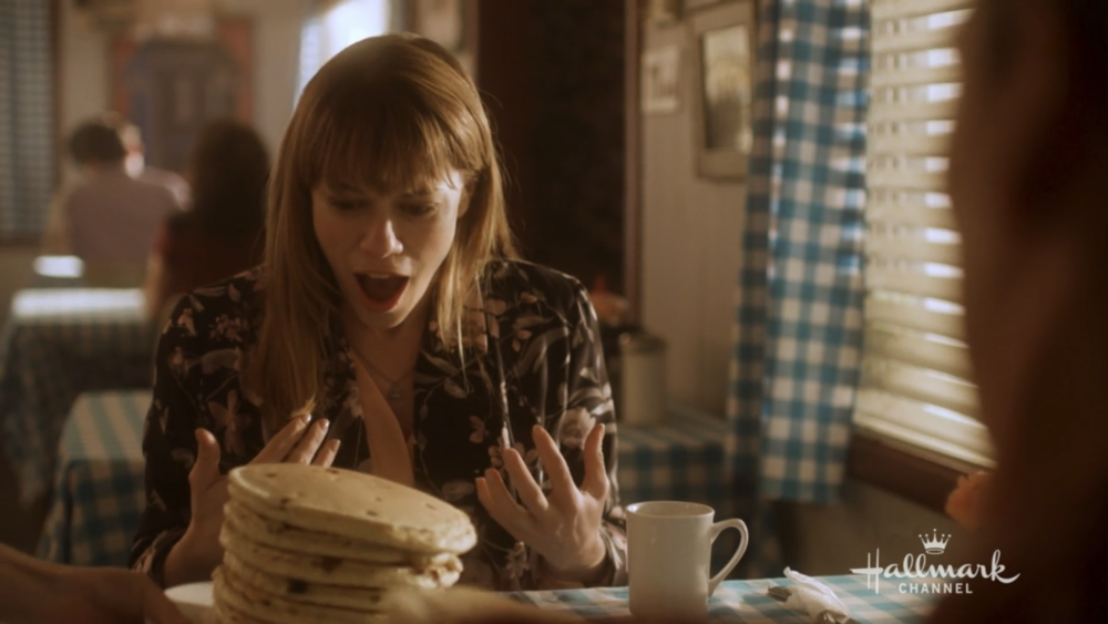 I also feel the exact same way about pancakes.