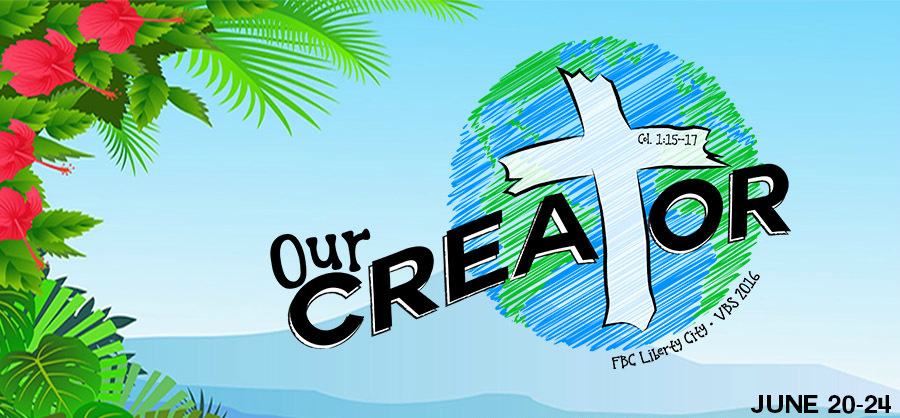 VBS 2016 // Our Creator