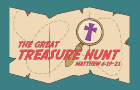 VBS 2017 // THE GREAT TREASURE HUNT