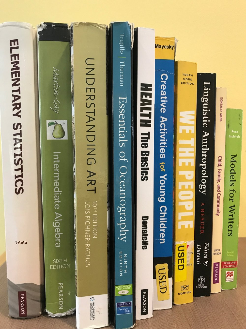 Textbook Lending Library - We get it! Textbooks are expensive. Come by to see if we have the books you need. If we do, check them out for the entire semester. If not, we can help you find a more affordable option.