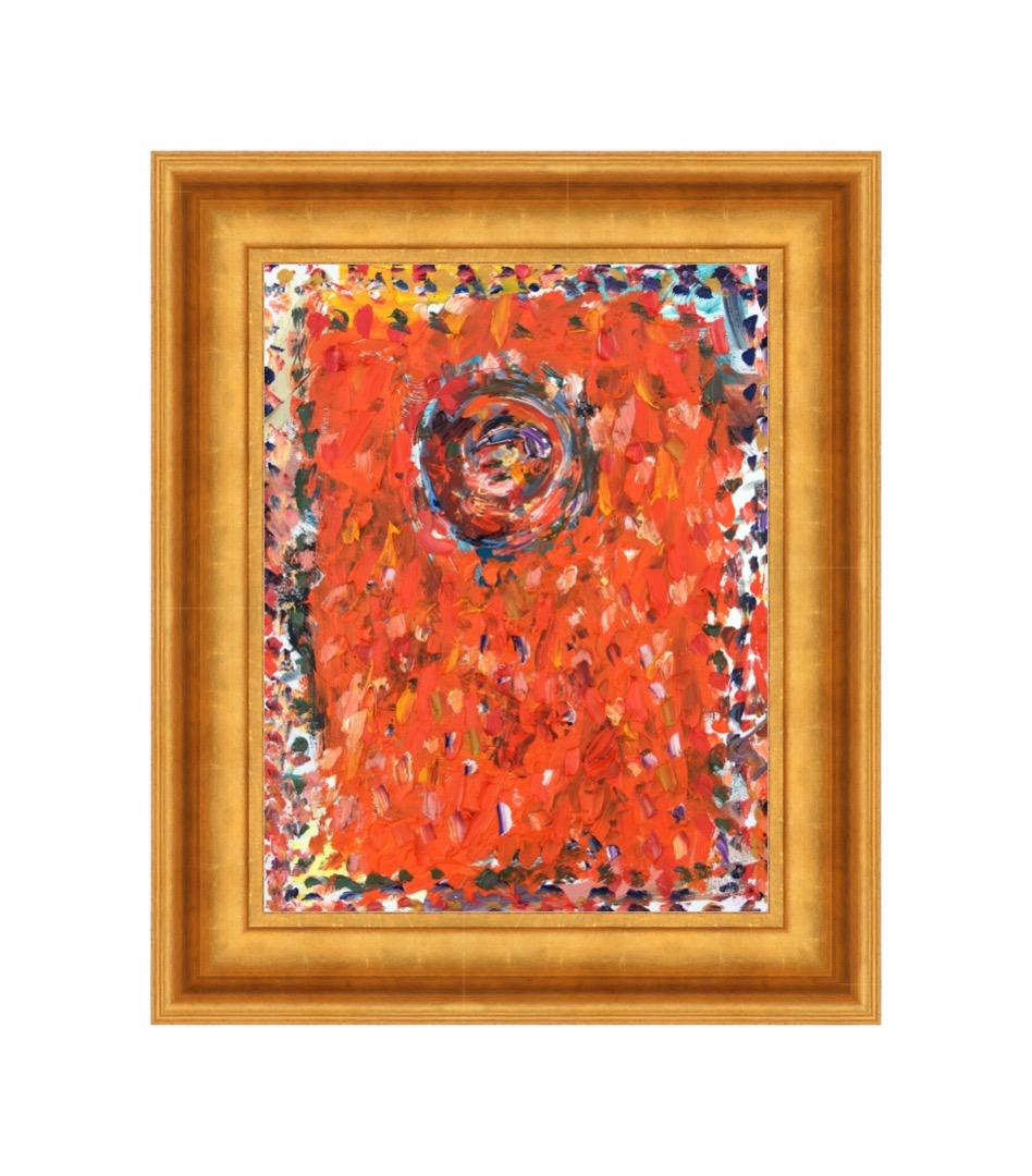 "oil on canvas 16"" x 20"""