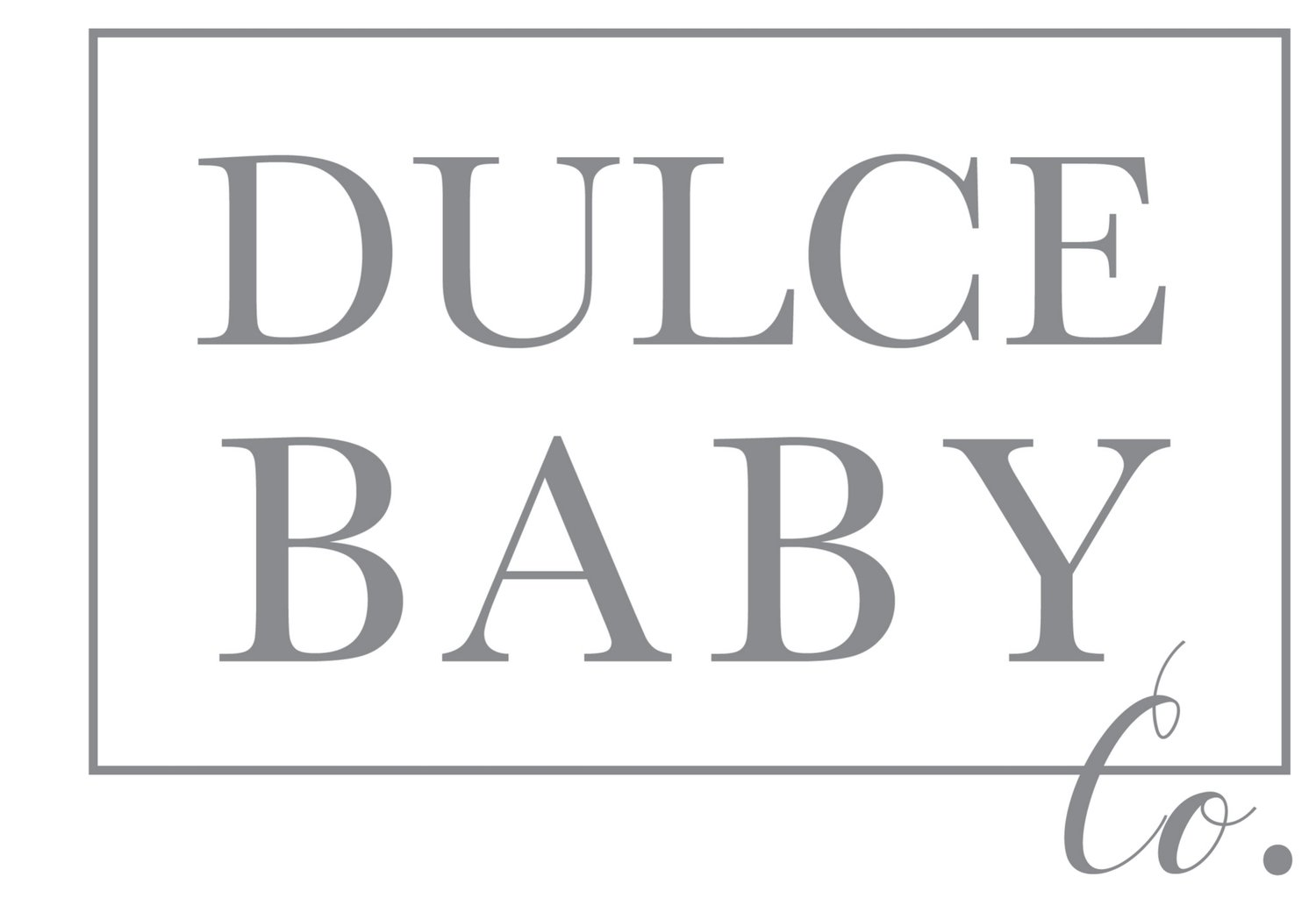 Dulce Baby Co.