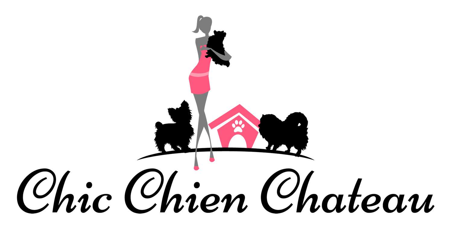 Chic Chien Chateau