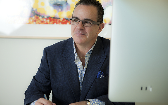 Luis Miguel Messianu Creative Chairman & Chief Executive Officer at Alma