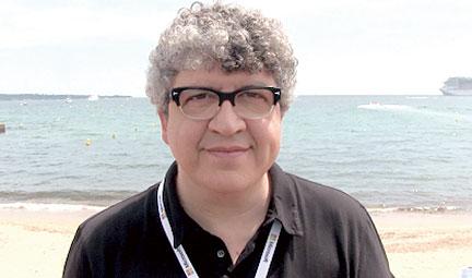 Por sexto año consecutivo Sergio Alcocer presenta su ponencia en un seminario durante Cannes