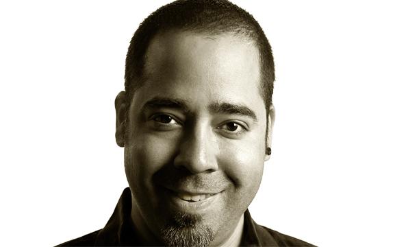 Alejandro Ortiz VP/Creative Director Casanova//McCann
