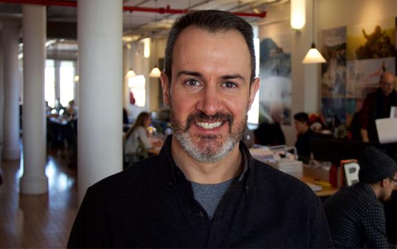 Mauricio Galván  Creative Director at  Anomaly