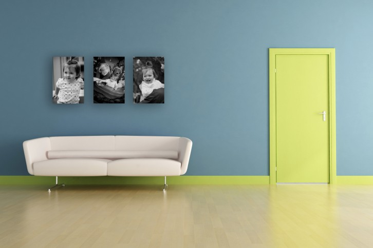 wall gallery example