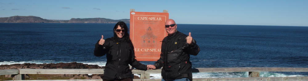 Cape Spear!