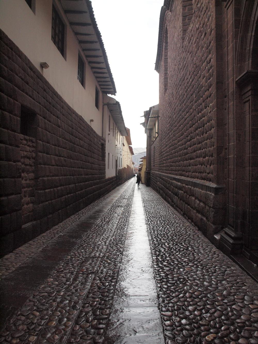 Old Cuzco