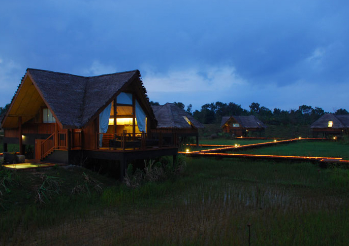 The Jetwing Vil Uyana Luxury Eco - Resort