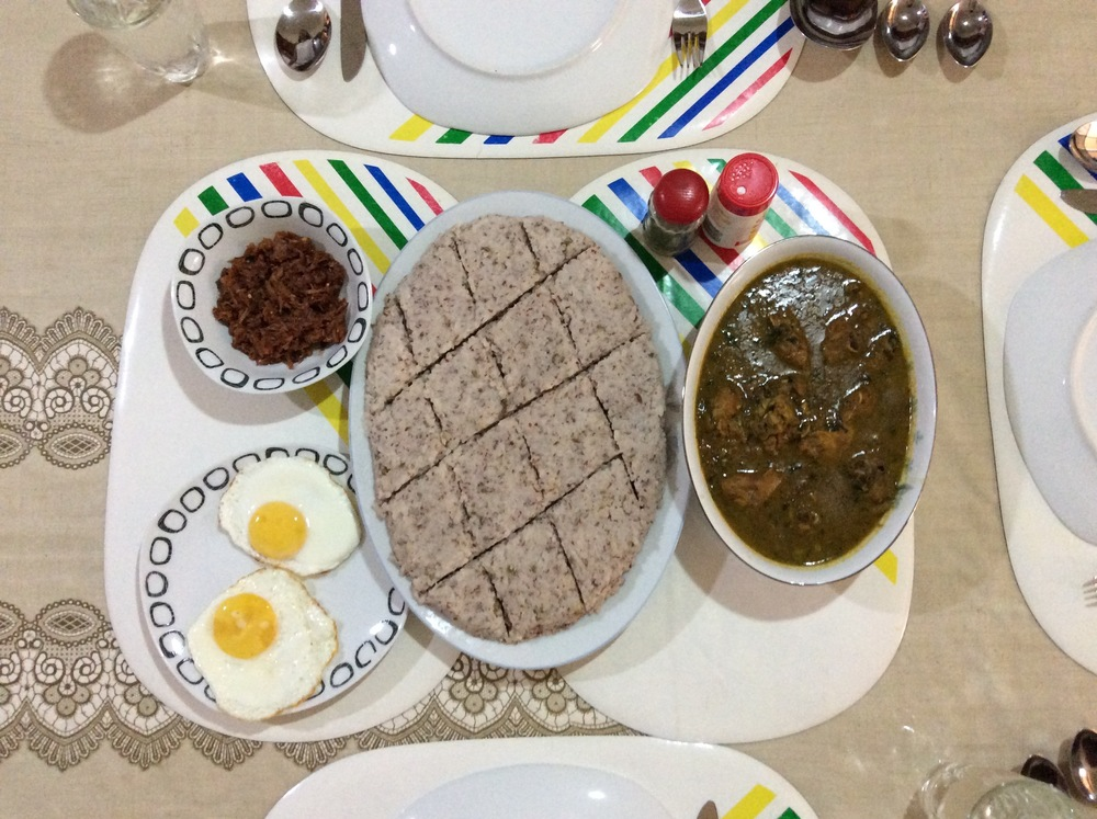 More traditional Sri Lankan food