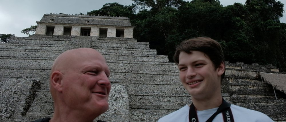 Palenque...a very serious place.