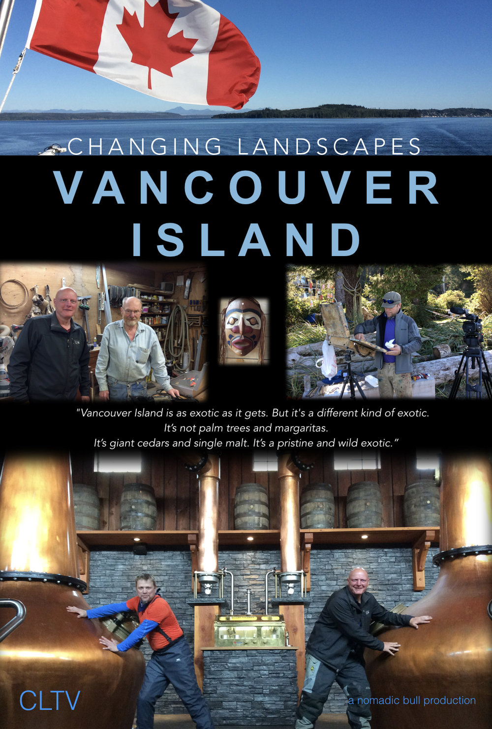 Vancouver Island - A 13 part series