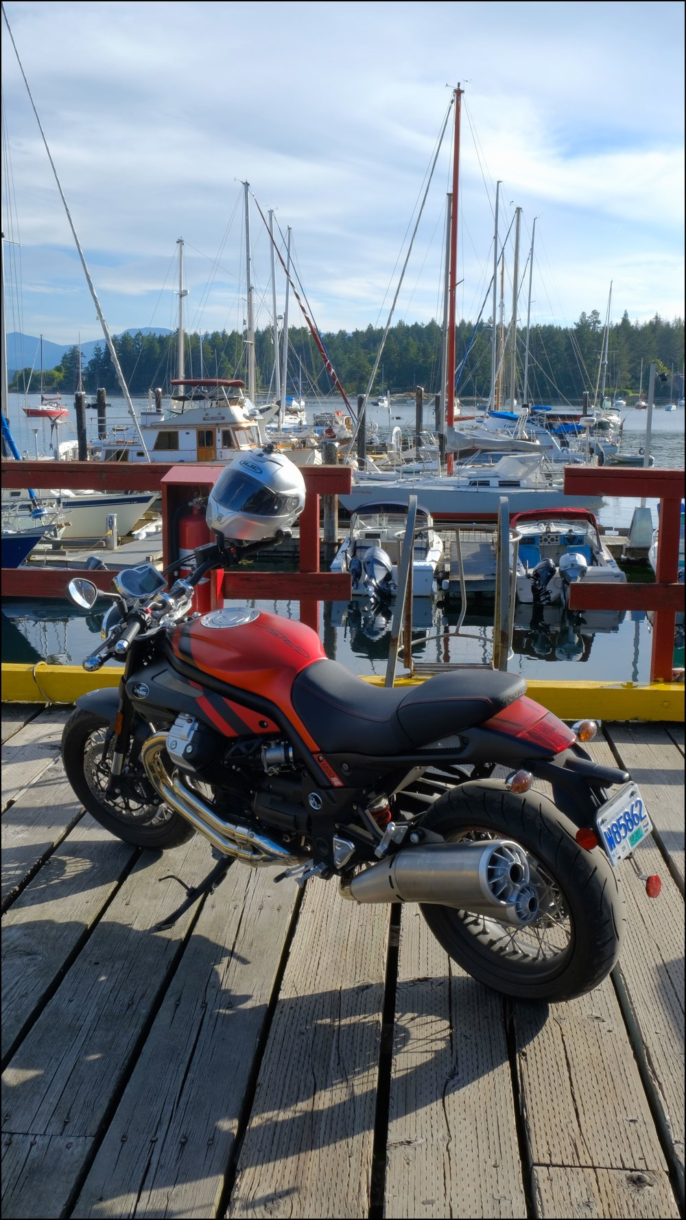 'The Griso' on Gabriola