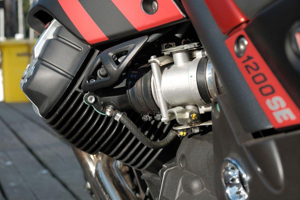 1151cc air cooled v-twin