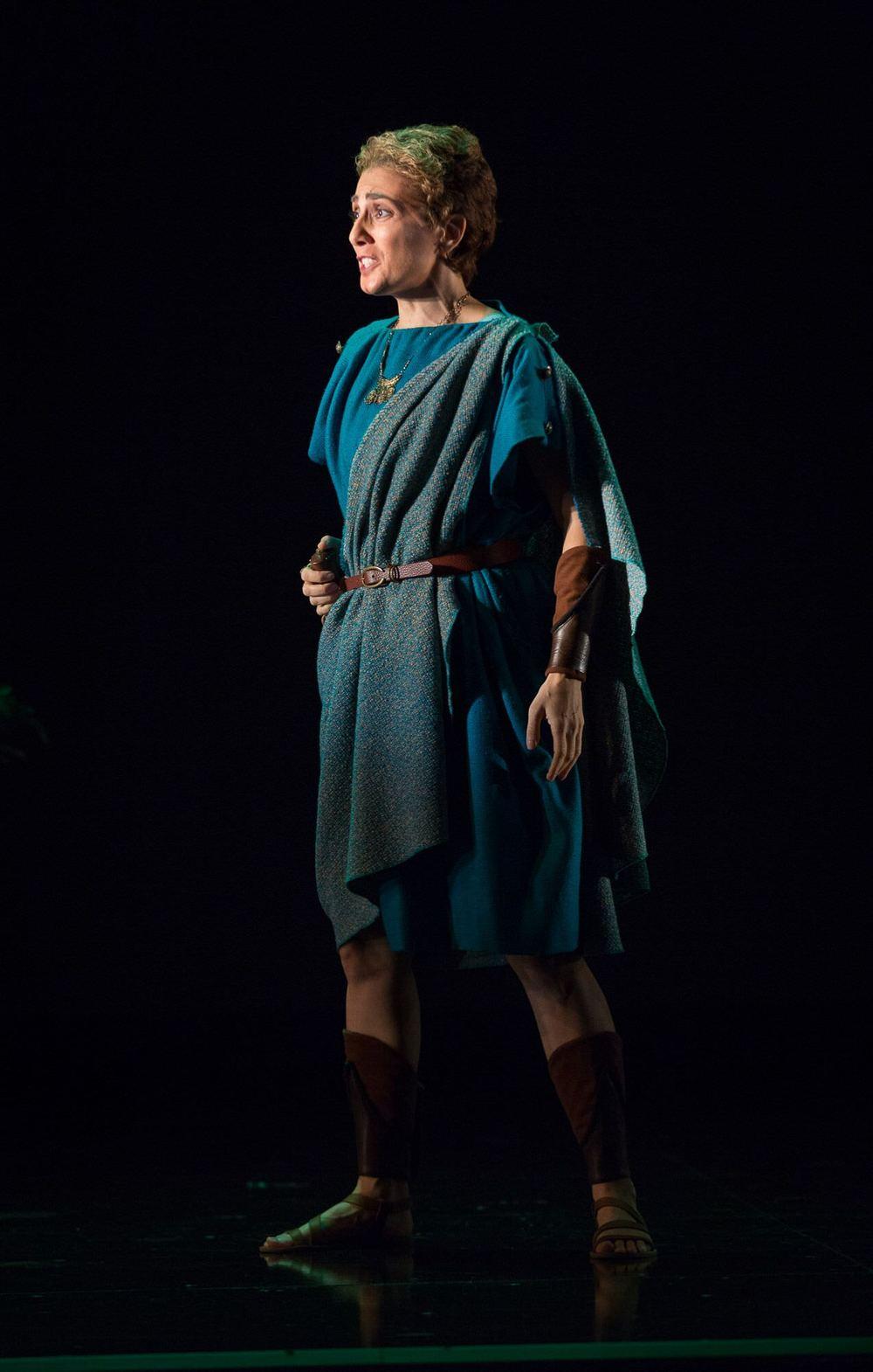 Cinna in Lucio Silla at Odyssey Opera. Photo credit: Kathy Wittman.