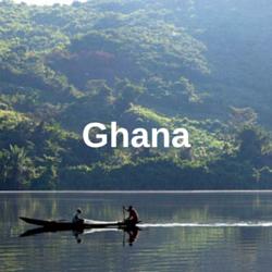 Viajes a Ghana