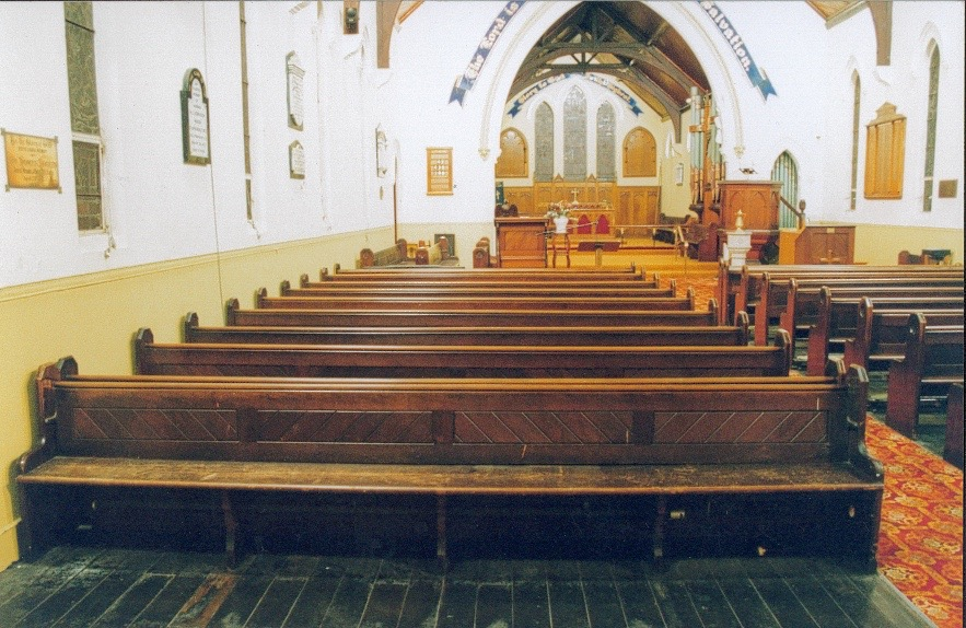 The old St Aidans Annandale prior to our first refurbishment in 2002