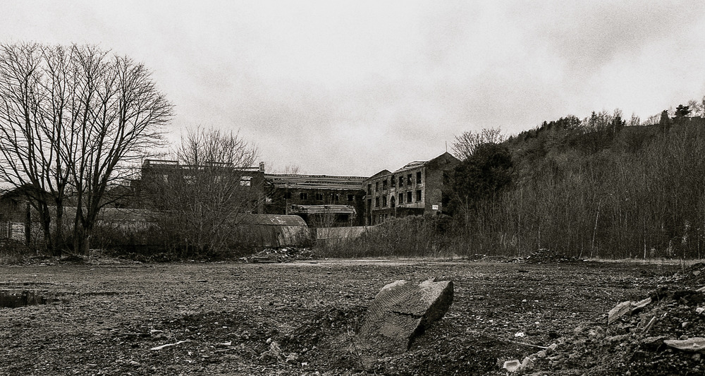 Abandoned Mill, Linthwaite