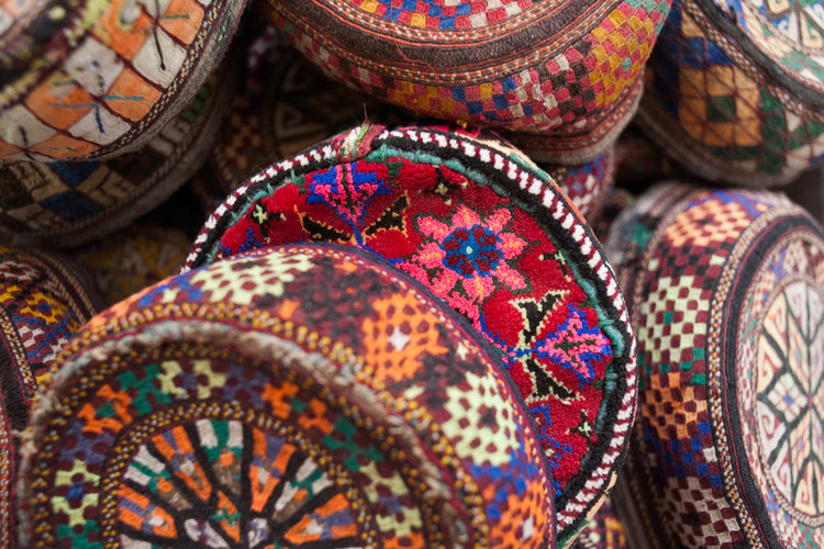 Marrakech And A Tale Of Moroccan Patterns Mntague
