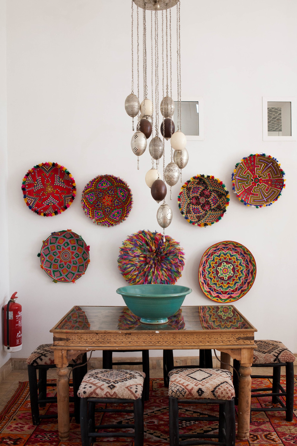 Marrakesh and a tale of moroccan decorating at peacock for Maison du decor