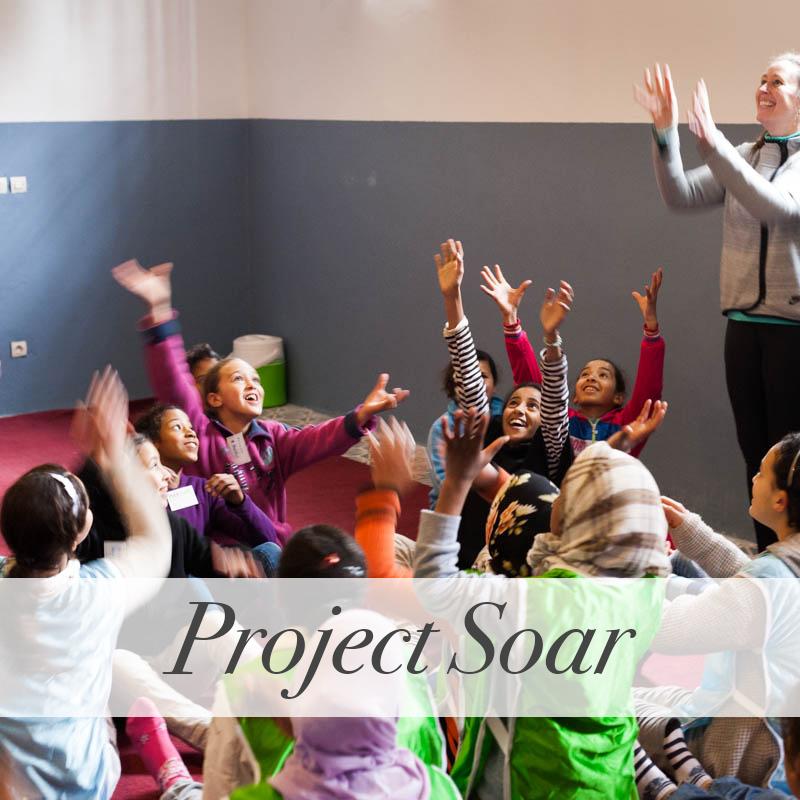 Project Soar M.Monatgue #tribalchic