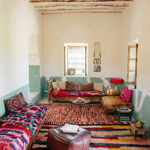 a tale of beauty understanding moroccan rugs and carpets part 1