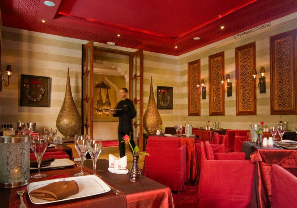 Photo Credit:  Le Restaurant La Maison Arabe