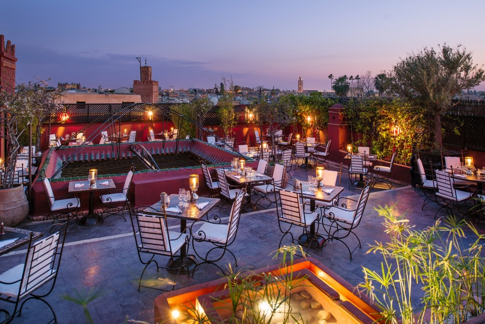 Best Restaurants In Marrakech Square