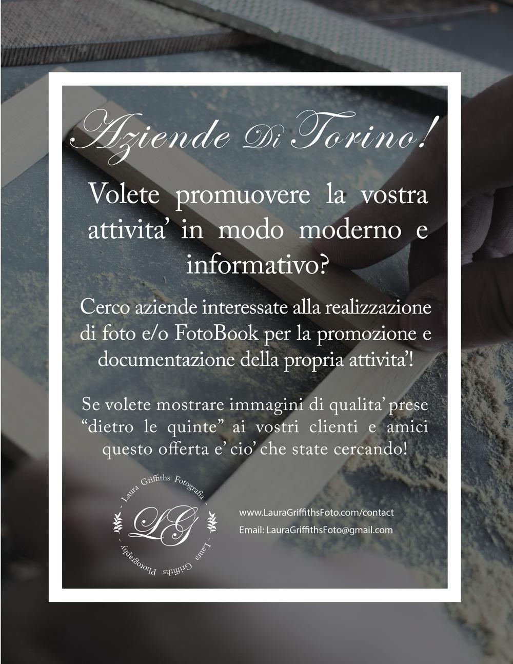 Azienda Torino Foto Book Promozione Italia Fotografia