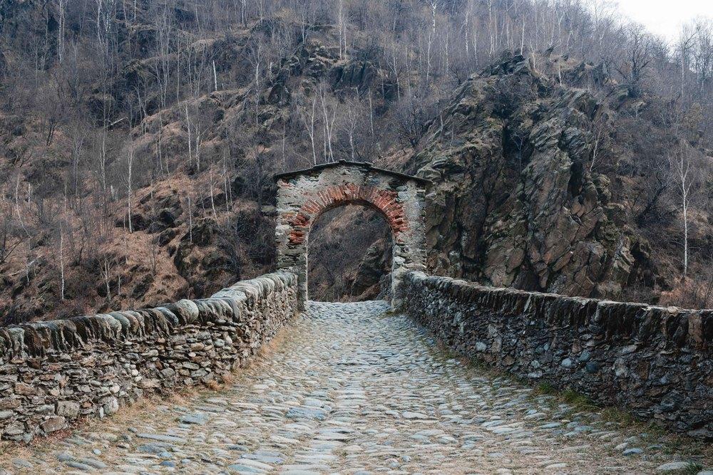 Ponte del diavolo torino lanzo torinese