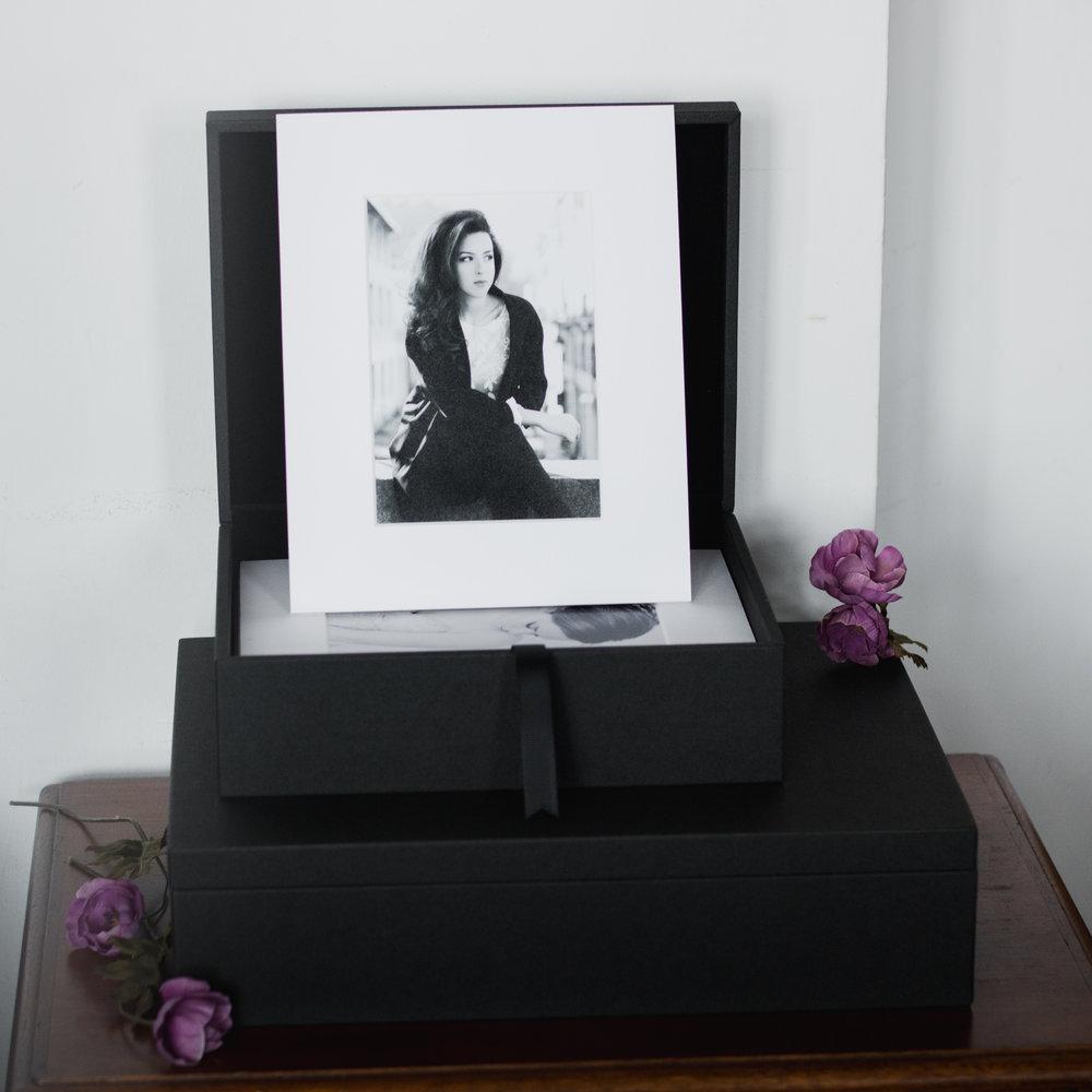 folio box Laura Griffiths Fotografia Turin Torino Fotografo