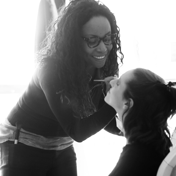 hair and make up artist tatiana