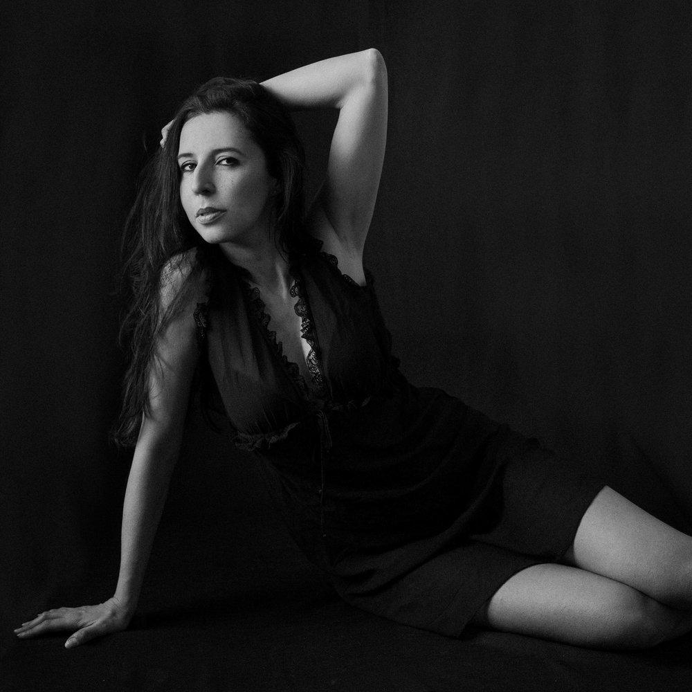 boudoir Laura griffiths Fotografia Fotografa italiana vogue ritratti