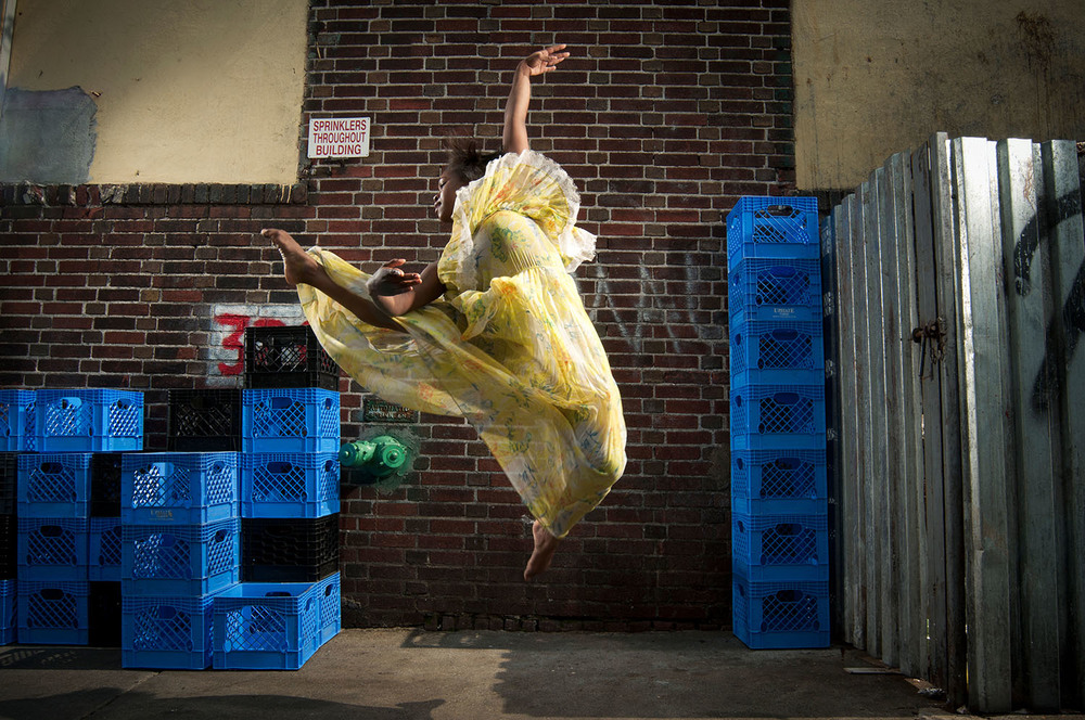 Dance, Williamsburg